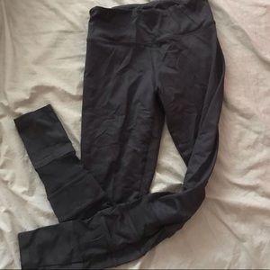 Forever 21 black mesh leggings